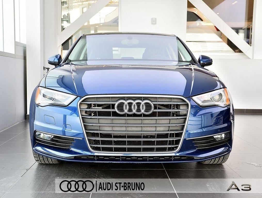 Audi A3 PROGRESSIV + QUATTRO + TOIT PANO 2015 à St-Bruno, Québec - 4 - w1024h768px