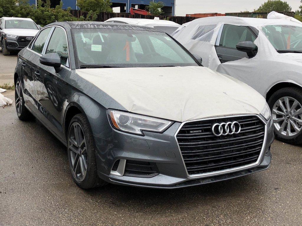 Audi Queensway | 2019 Audi A3 2.0T Progressiv quattro 7sp ...
