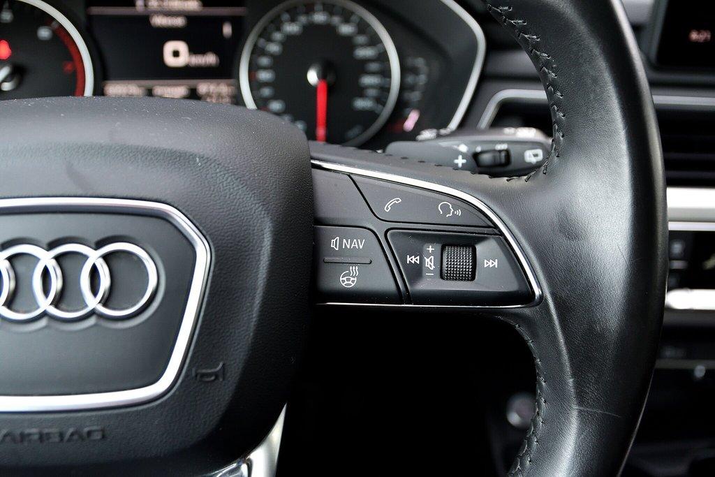 Audi A4 allroad KOMFORT + ENS.COMMODITÉ + MOINS CHÈRE 2017 à St-Bruno, Québec - 28 - w1024h768px