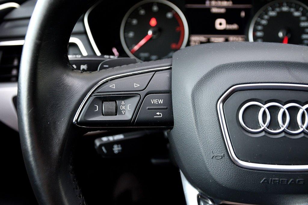 Audi A4 allroad KOMFORT + ENS.COMMODITÉ + MOINS CHÈRE 2017 à St-Bruno, Québec - 29 - w1024h768px