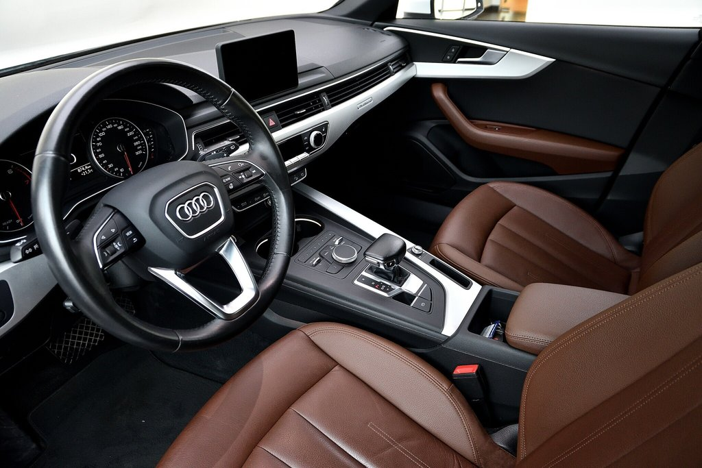 Audi A4 allroad KOMFORT + ENS.COMMODITÉ + MOINS CHÈRE 2017 à St-Bruno, Québec - 13 - w1024h768px