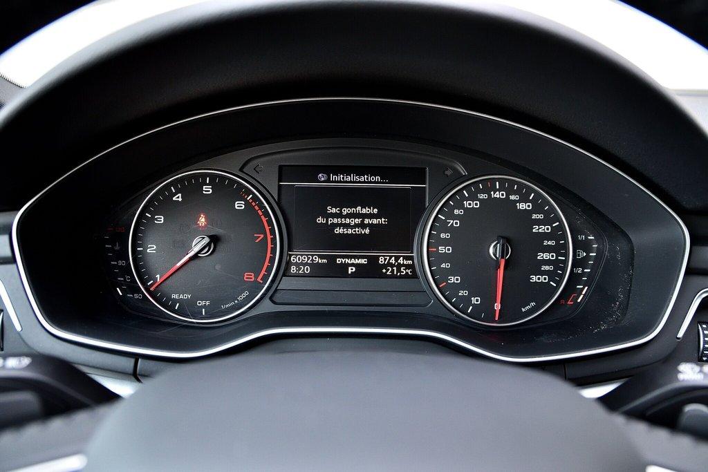Audi A4 allroad KOMFORT + ENS.COMMODITÉ + MOINS CHÈRE 2017 à St-Bruno, Québec - 21 - w1024h768px