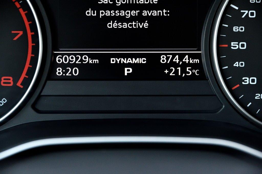 Audi A4 allroad KOMFORT + ENS.COMMODITÉ + MOINS CHÈRE 2017 à St-Bruno, Québec - 22 - w1024h768px