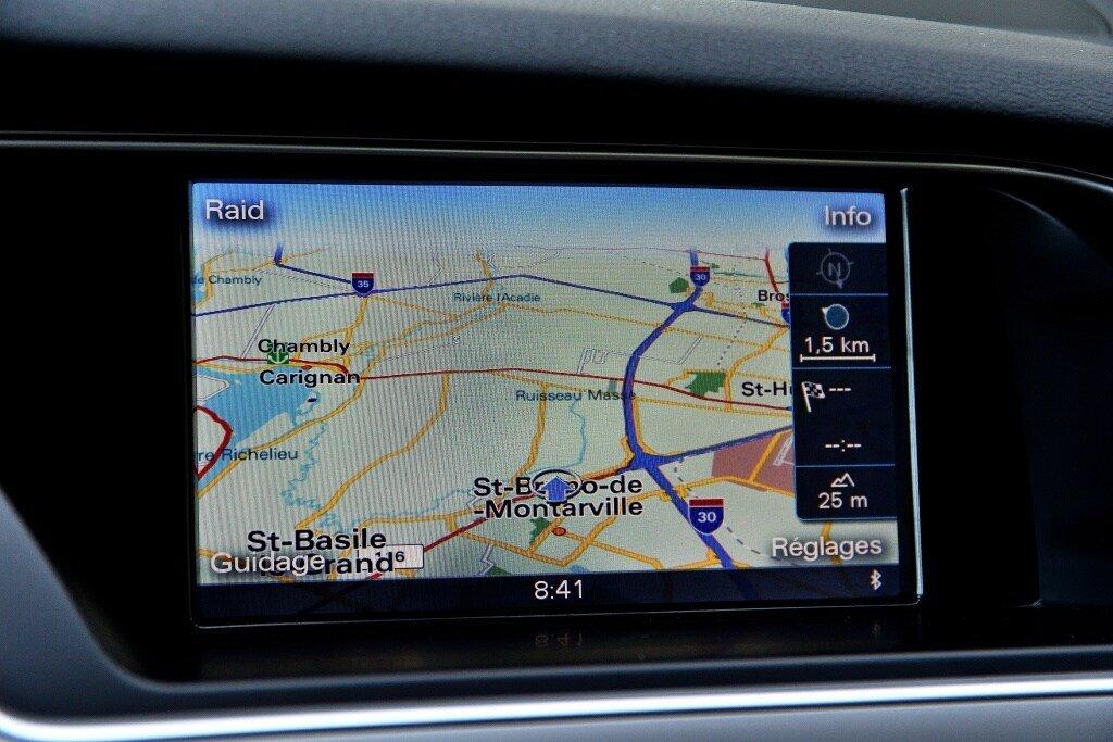 Audi A4 PROGRESSIV + CAMERA RECUL + GPS 2014 à St-Bruno, Québec - 22 - w1024h768px
