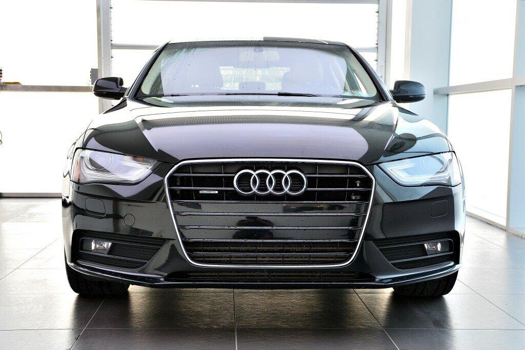 Audi A4 PROGRESSIV + CAMERA RECUL + GPS 2014 à St-Bruno, Québec - 4 - w1024h768px