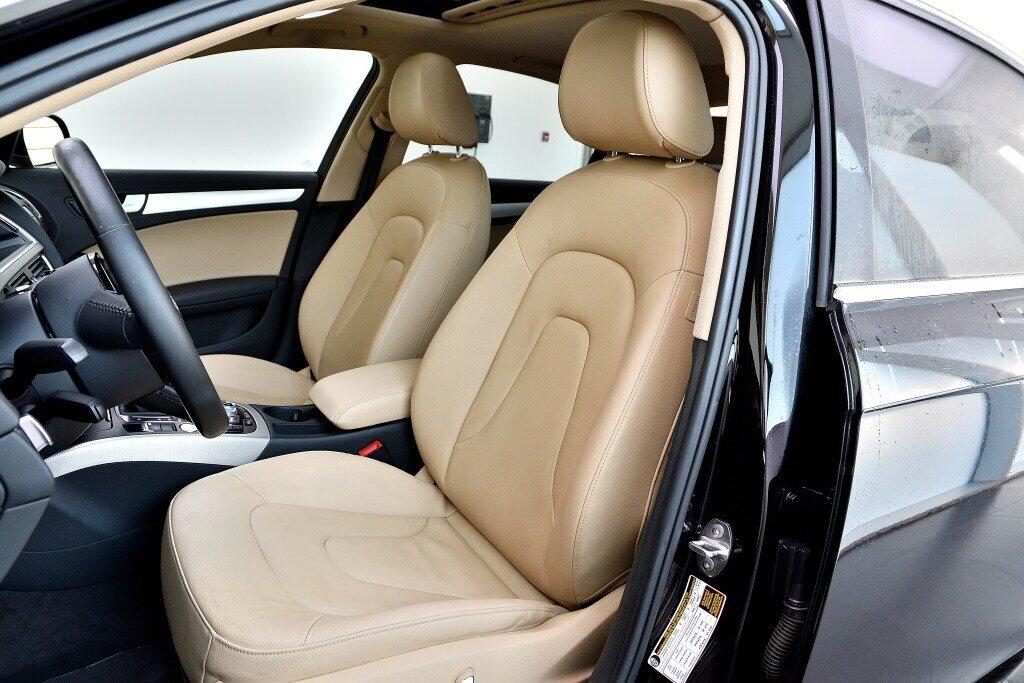 Audi A4 PROGRESSIV + CAMERA RECUL + GPS 2014 à St-Bruno, Québec - 17 - w1024h768px