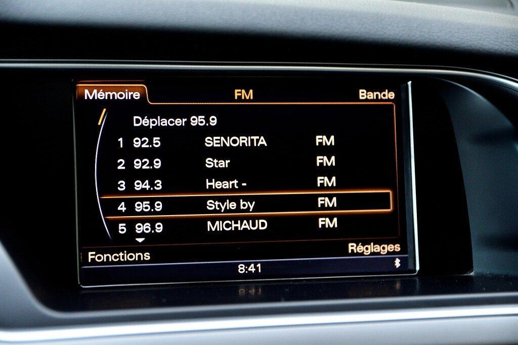 Audi A4 PROGRESSIV + CAMERA RECUL + GPS 2014 à St-Bruno, Québec - 23 - w1024h768px