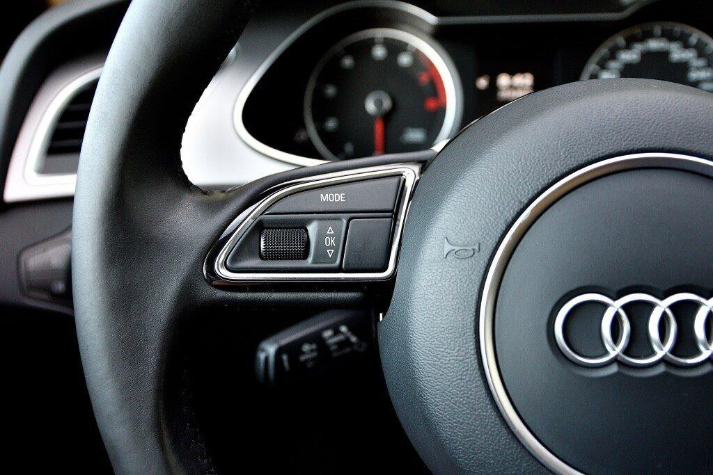 Audi A4 PROGRESSIV + CAMERA RECUL + GPS 2014 à St-Bruno, Québec - 29 - w1024h768px
