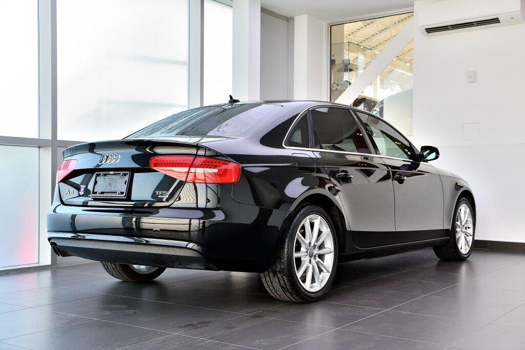 Audi A4 PROGRESSIV + CAMERA RECUL + GPS 2014 à St-Bruno, Québec - 7 - w1024h768px