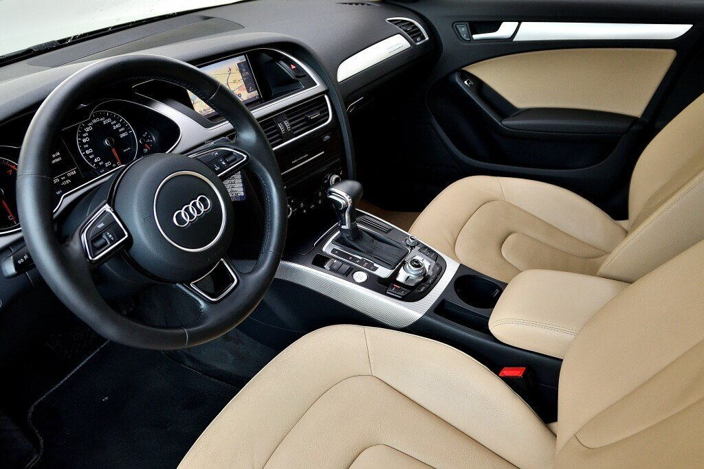 Audi A4 PROGRESSIV + CAMERA RECUL + GPS 2014 à St-Bruno, Québec - 12 - w1024h768px