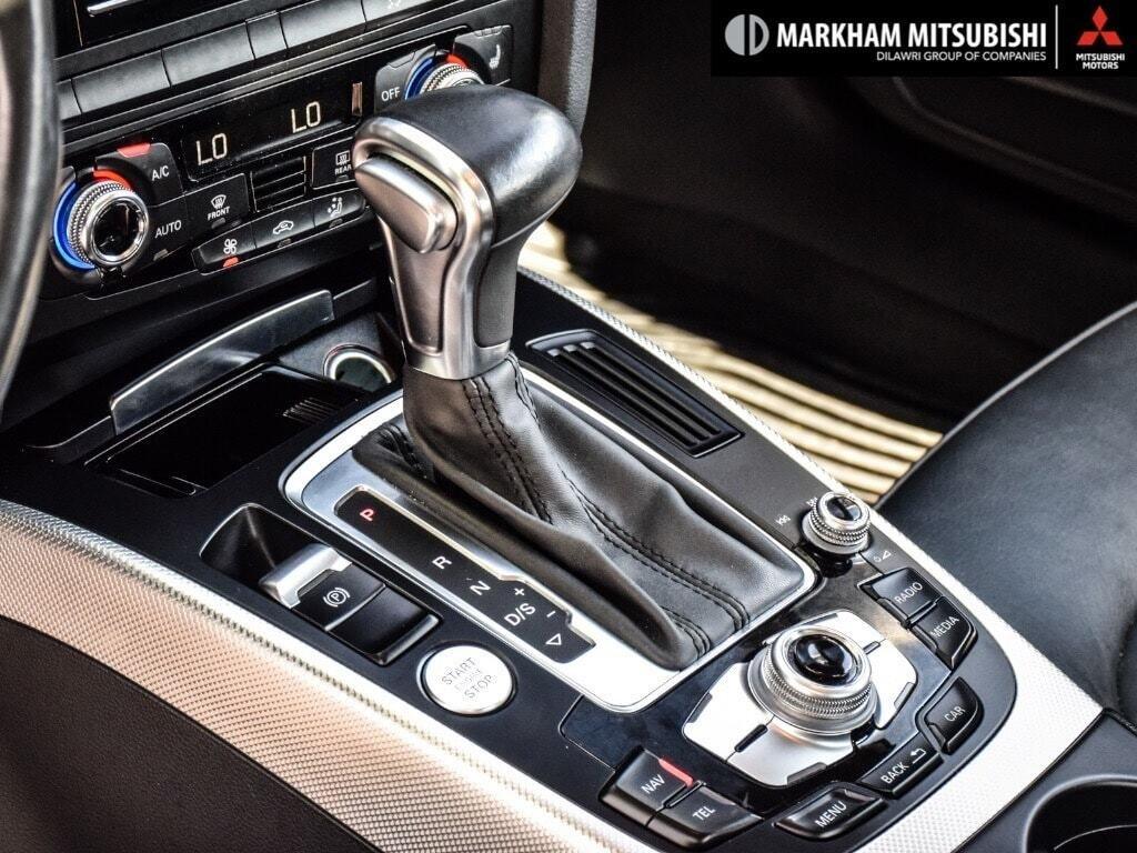 2015 Audi A4 2.0T Progressiv plus qtro 8sp Tip in Markham, Ontario - 24 - w1024h768px