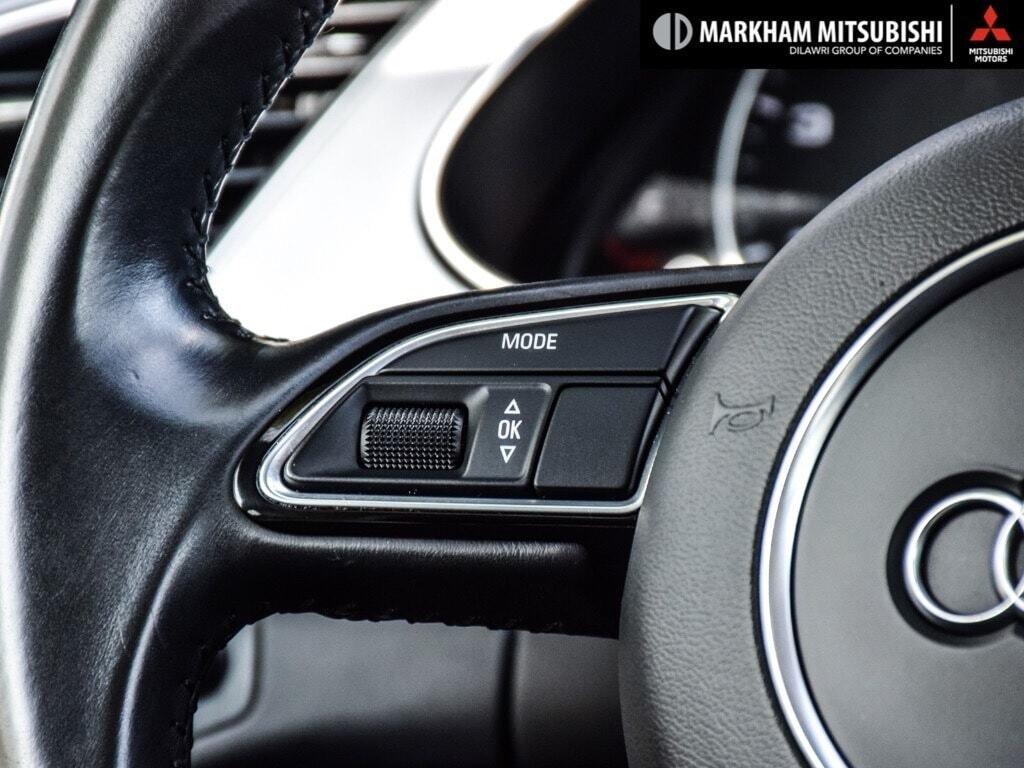 2015 Audi A4 2.0T Progressiv plus qtro 8sp Tip in Markham, Ontario - 15 - w1024h768px