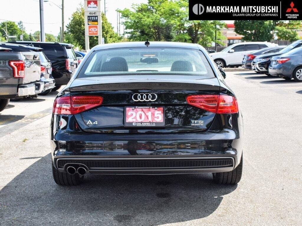 2015 Audi A4 2.0T Progressiv plus qtro 8sp Tip in Markham, Ontario - 5 - w1024h768px