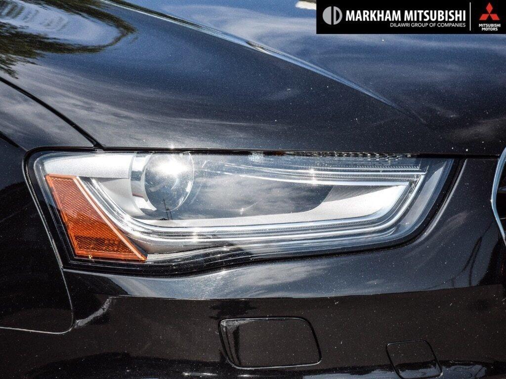 2015 Audi A4 2.0T Progressiv plus qtro 8sp Tip in Markham, Ontario - 8 - w1024h768px