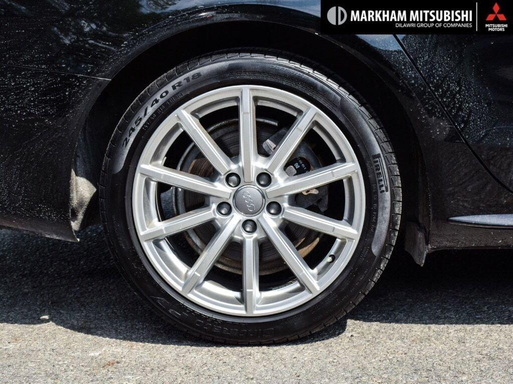 2015 Audi A4 2.0T Progressiv plus qtro 8sp Tip in Markham, Ontario - 9 - w1024h768px