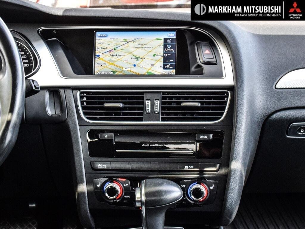 2015 Audi A4 2.0T Progressiv plus qtro 8sp Tip in Markham, Ontario - 18 - w1024h768px