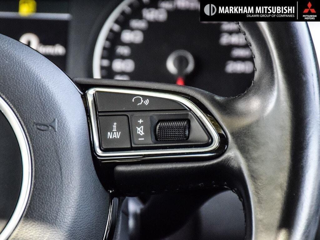 2015 Audi A4 2.0T Progressiv plus qtro 8sp Tip in Markham, Ontario - 17 - w1024h768px