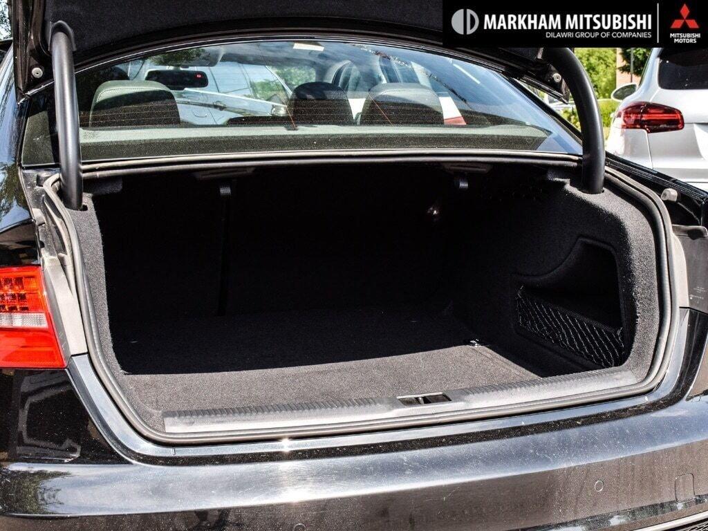 2015 Audi A4 2.0T Progressiv plus qtro 8sp Tip in Markham, Ontario - 29 - w1024h768px