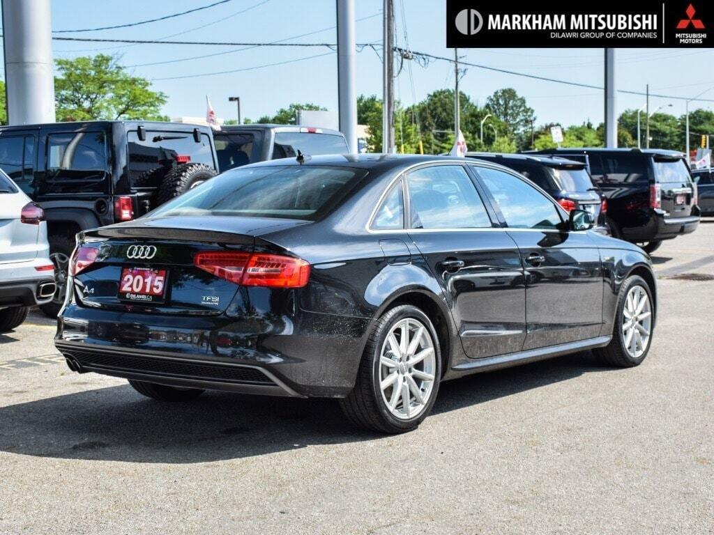 2015 Audi A4 2.0T Progressiv plus qtro 8sp Tip in Markham, Ontario - 4 - w1024h768px
