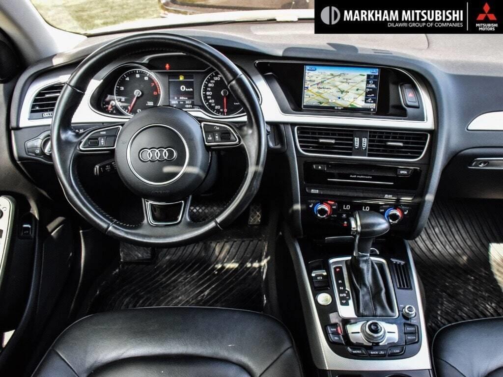 2015 Audi A4 2.0T Progressiv plus qtro 8sp Tip in Markham, Ontario - 13 - w1024h768px