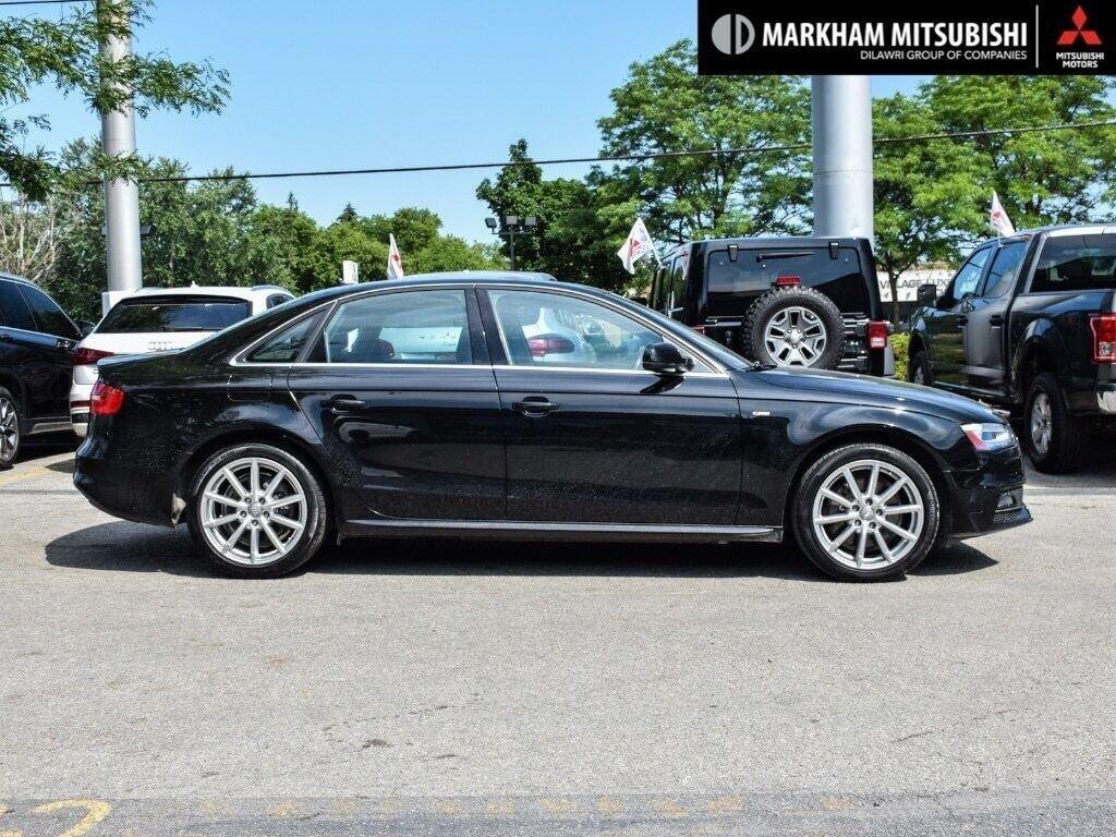 2015 Audi A4 2.0T Progressiv plus qtro 8sp Tip in Markham, Ontario - 3 - w1024h768px