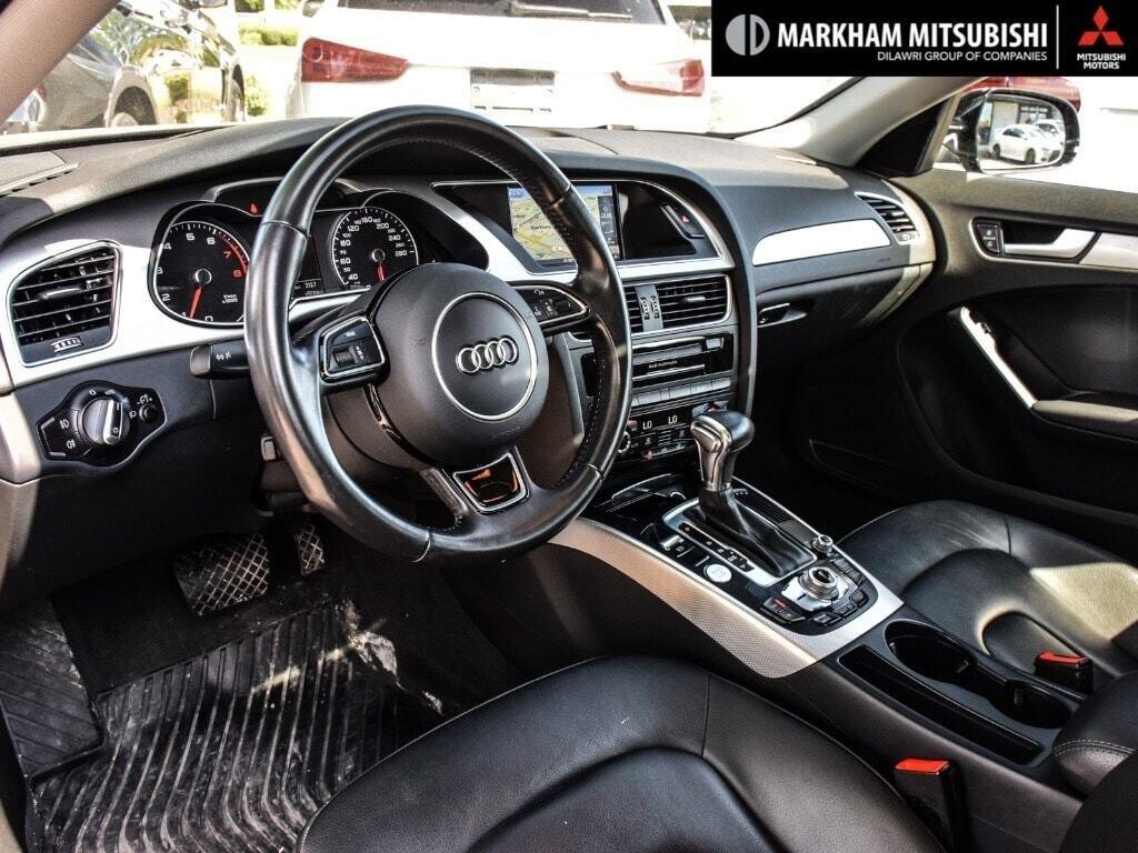 2015 Audi A4 2.0T Progressiv plus qtro 8sp Tip in Markham, Ontario - 11 - w1024h768px