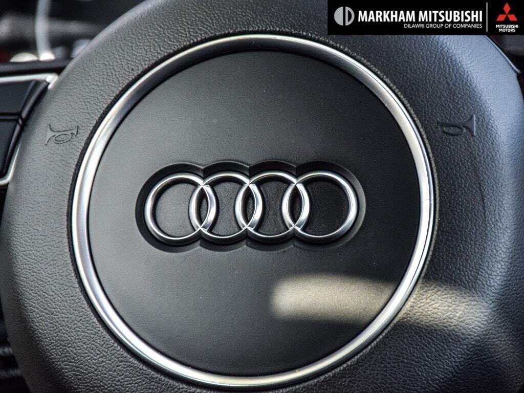 2015 Audi A4 2.0T Progressiv plus qtro 8sp Tip in Markham, Ontario - 16 - w1024h768px
