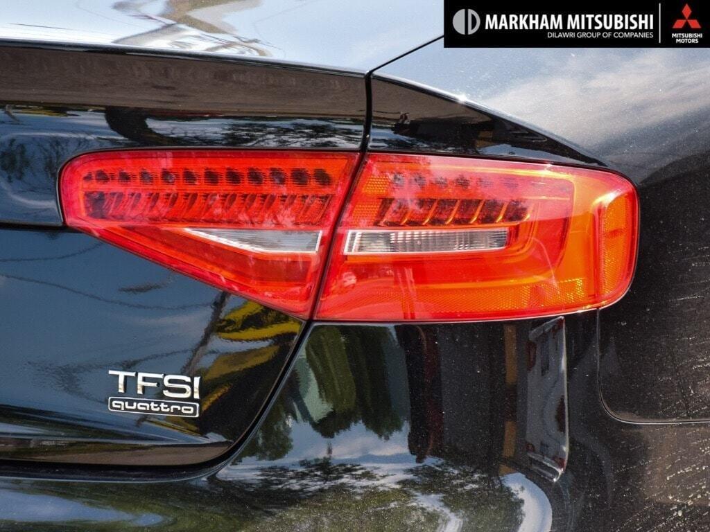 2015 Audi A4 2.0T Progressiv plus qtro 8sp Tip in Markham, Ontario - 6 - w1024h768px