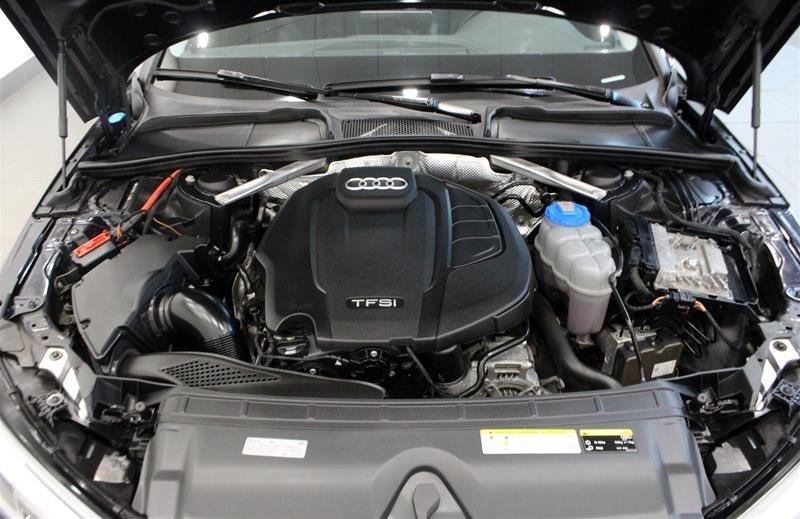 2016 Audi A4 2.0T Komfort plus quattro 6sp in Regina, Saskatchewan - 19 - w1024h768px