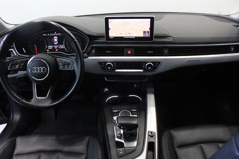 2016 Audi A4 2.0T Komfort plus quattro 6sp in Regina, Saskatchewan - 14 - w1024h768px