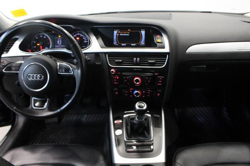 2016 Audi A4 2.0T Komfort plus quattro 6sp in Regina, Saskatchewan - 28 - w1024h768px