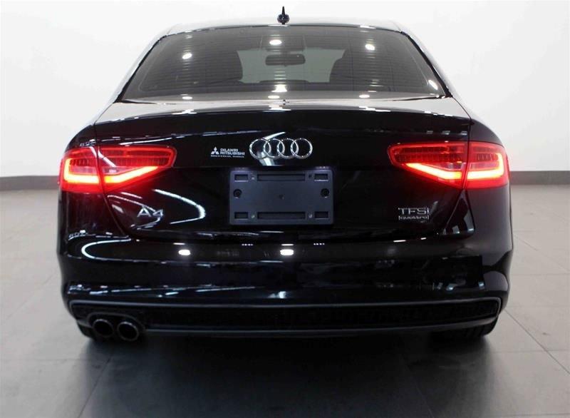 2016 Audi A4 2.0T Komfort plus quattro 6sp in Regina, Saskatchewan - 25 - w1024h768px