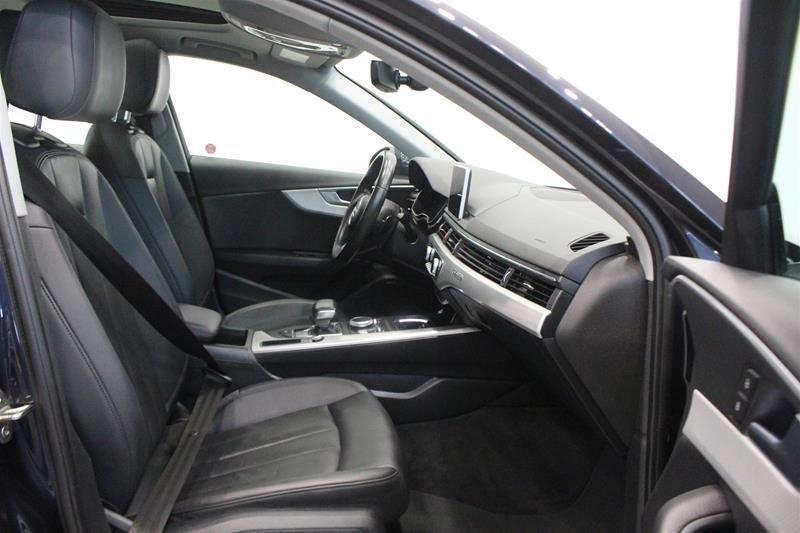 2016 Audi A4 2.0T Komfort plus quattro 6sp in Regina, Saskatchewan - 15 - w1024h768px