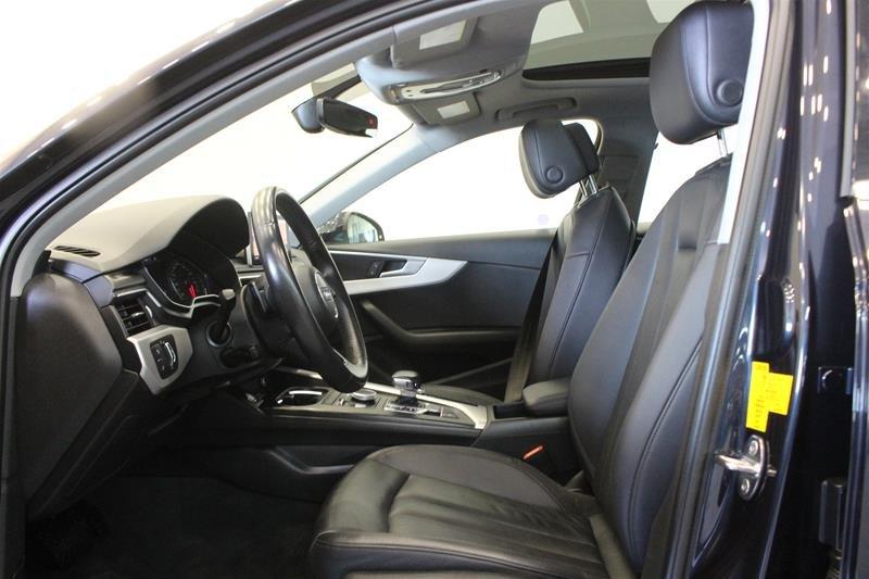 2016 Audi A4 2.0T Komfort plus quattro 6sp in Regina, Saskatchewan - 10 - w1024h768px
