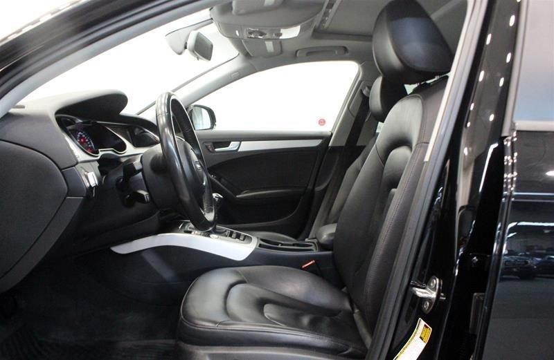 2016 Audi A4 2.0T Komfort plus quattro 6sp in Regina, Saskatchewan - 33 - w1024h768px