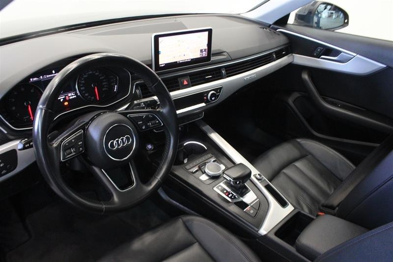 2016 Audi A4 2.0T Komfort plus quattro 6sp in Regina, Saskatchewan - 9 - w1024h768px