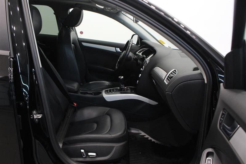 2016 Audi A4 2.0T Komfort plus quattro 6sp in Regina, Saskatchewan - 35 - w1024h768px