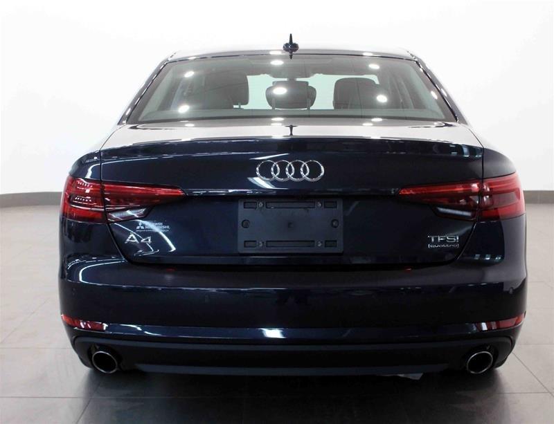 2016 Audi A4 2.0T Komfort plus quattro 6sp in Regina, Saskatchewan - 20 - w1024h768px