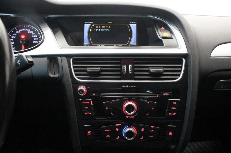 2016 Audi A4 2.0T Komfort plus quattro 6sp in Regina, Saskatchewan - 32 - w1024h768px