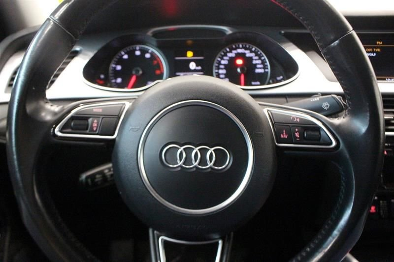 2016 Audi A4 2.0T Komfort plus quattro 6sp in Regina, Saskatchewan - 29 - w1024h768px