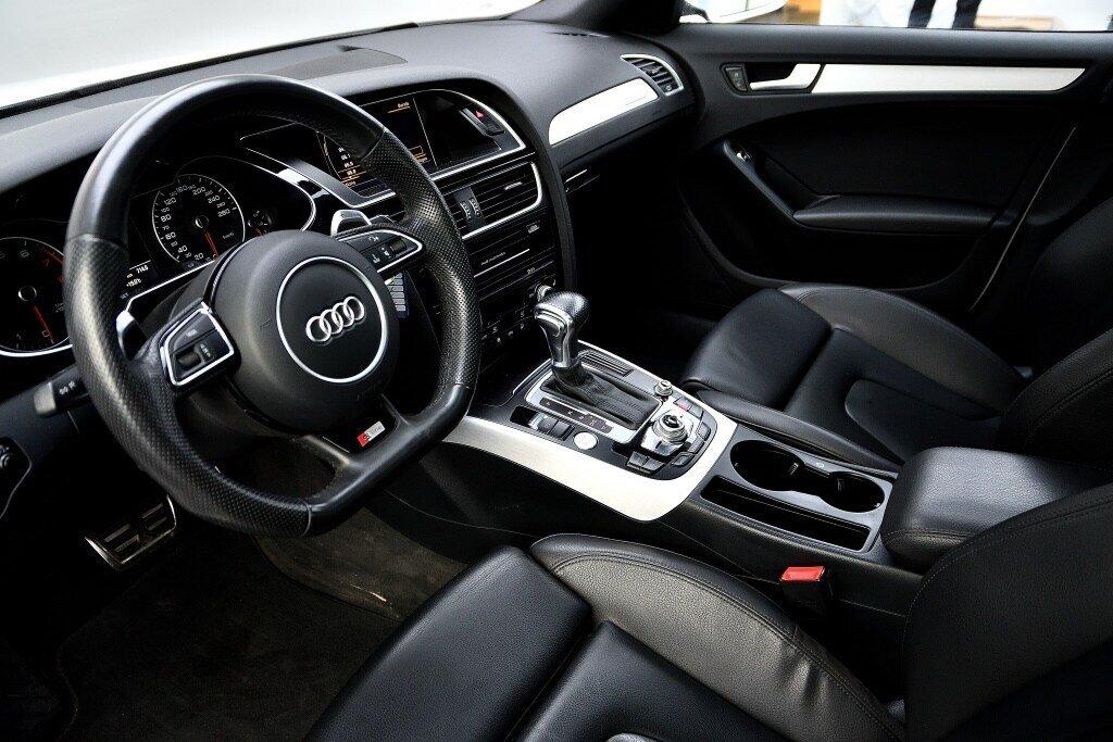 Audi A4 PROGRESSIV PLUS + S-LINE + 0.9% 60 MOIS 2016 à St-Bruno, Québec - 13 - w1024h768px