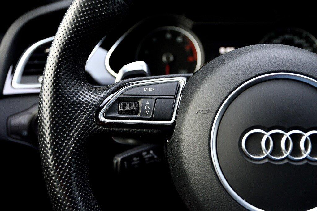 Audi A4 PROGRESSIV PLUS + S-LINE + 0.9% 60 MOIS 2016 à St-Bruno, Québec - 31 - w1024h768px
