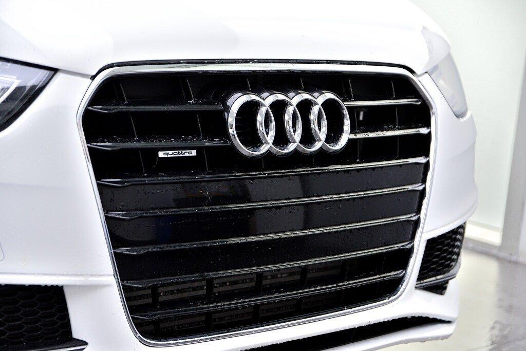 Audi A4 PROGRESSIV PLUS + S-LINE + 0.9% 60 MOIS 2016 à St-Bruno, Québec - 3 - w1024h768px