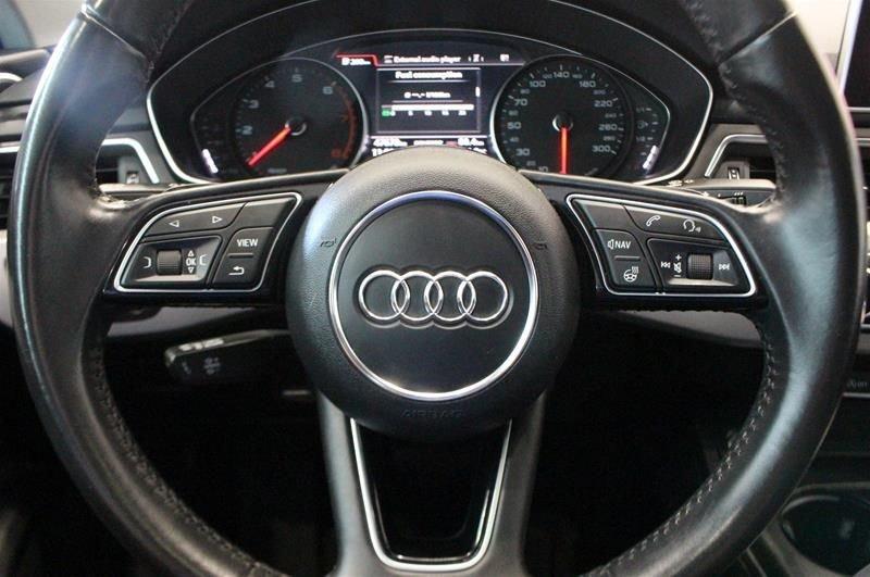 2017 Audi A4 2.0T Progressiv quattro 7sp S tronic in Regina, Saskatchewan - 28 - w1024h768px