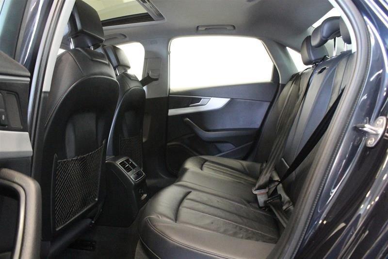 2017 Audi A4 2.0T Progressiv quattro 7sp S tronic in Regina, Saskatchewan - 36 - w1024h768px