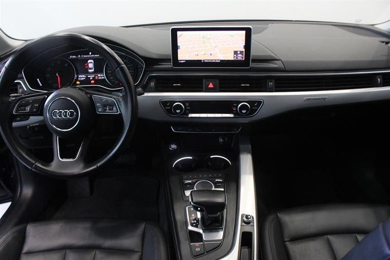 2017 Audi A4 2.0T Progressiv quattro 7sp S tronic in Regina, Saskatchewan - 26 - w1024h768px