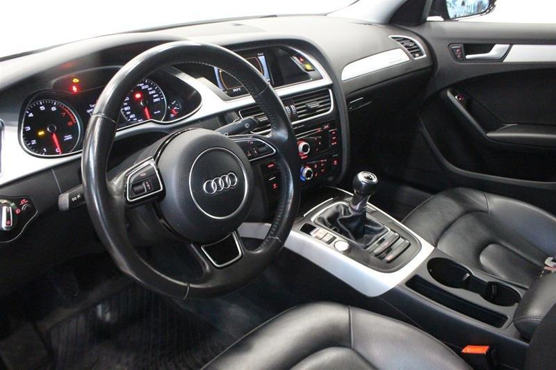 2017 Audi A4 2.0T Progressiv quattro 7sp S tronic in Regina, Saskatchewan - 8 - w1024h768px