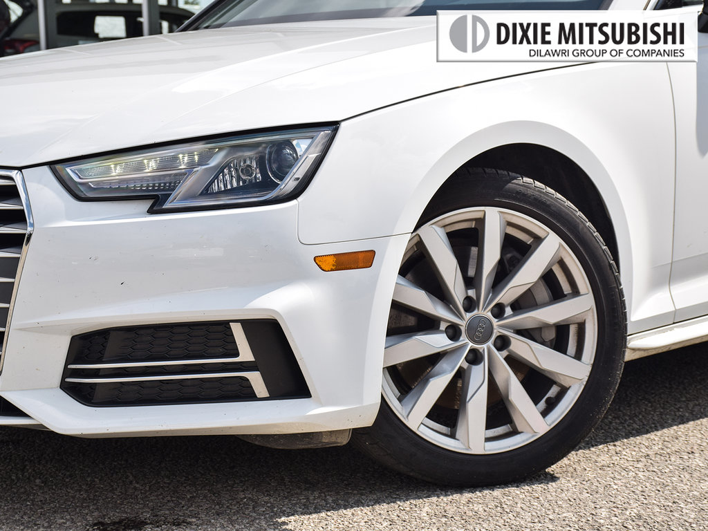 2018 Audi A4 2.0T Komfort quattro 7sp S tronic in Mississauga, Ontario - 6 - w1024h768px