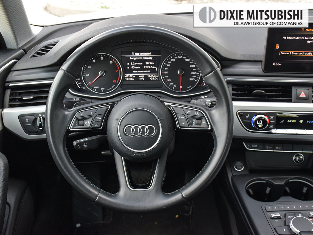 2018 Audi A4 2.0T Komfort quattro 7sp S tronic in Mississauga, Ontario - 12 - w1024h768px