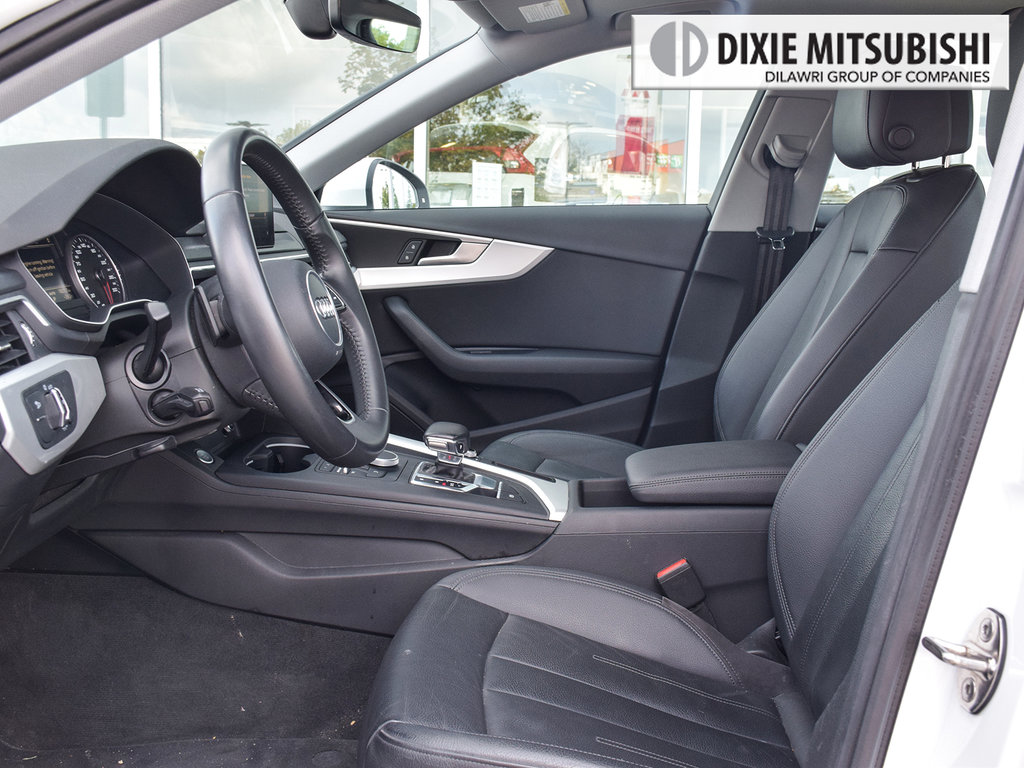 2018 Audi A4 2.0T Komfort quattro 7sp S tronic in Mississauga, Ontario - 9 - w1024h768px